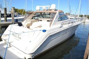 Used Sea Ray 50 Sundancer Express Cruiser Boat For Sale