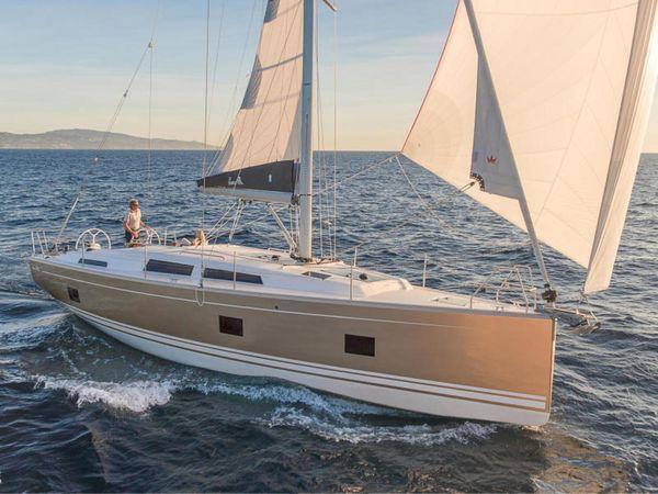 New Hanse 418 Cruiser Sailboat For Sale