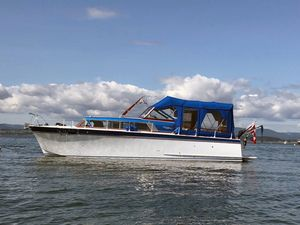 Used Chris-Craft Roamer 35 Express Cruiser Boat For Sale