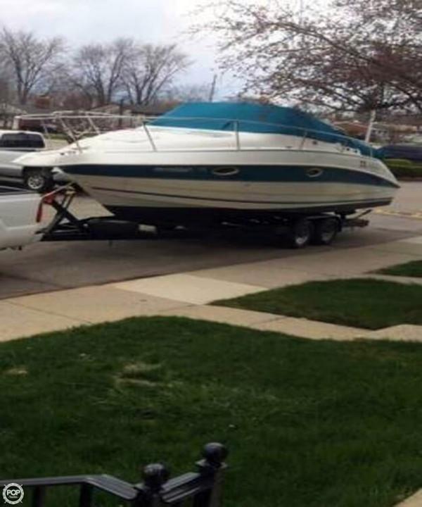 Used Larson 260 Cabrio Express Cruiser Boat For Sale