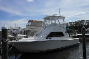 Used Cabo Yachts 35 FLY Saltwater Fishing Boat For Sale