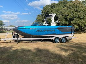 Used Supra SL450 Ski and Wakeboard Boat For Sale