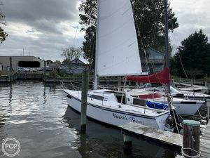 Used Hunter 23 Sloop Sailboat For Sale