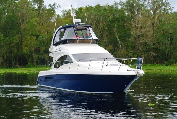 Used Sea Ray 420 Sedan Cruiser Boat For Sale
