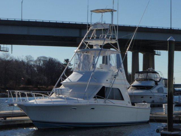 Used Blackfin Sport Fishing Sports Fishing Boat For Sale