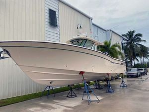 Used Grady-White 376 Canyon Center Console Fishing Boat For Sale