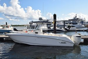 Used Boston Whaler 270 Outrage - Repowered Center Console Fishing Boat For Sale