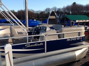 Used Godfrey Sweetwater Pontoon Boat For Sale
