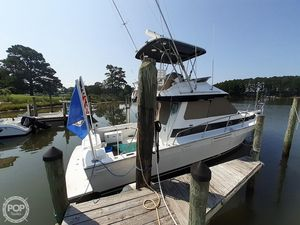 Used Mediterranean 38' Sports Fishing Boat For Sale