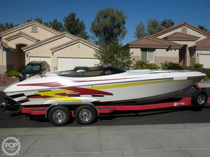 Used Nordic Boats Rage High Performance Boat For Sale