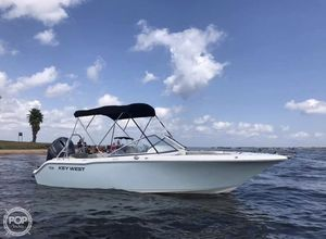 Used Key West 203 DFS Runabout Boat For Sale