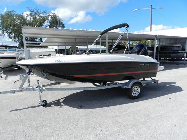 New Bayliner Element 16 Deck Boat For Sale