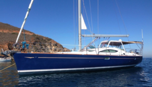 Used Jeanneau 49 Deck Salon Cruiser Sailboat For Sale