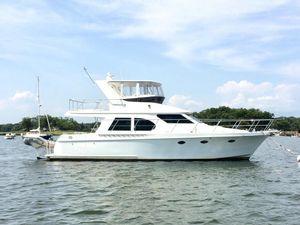 Used Ocean Alexander 45 Sedan Motor Yacht For Sale