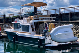 Used Ranger Tugs 29CB Flybridge Boat For Sale