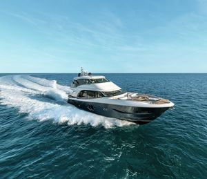 New Monte Carlo Skylounge Motor Yacht For Sale