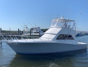 Used Viking 43 Convertible Sports Fishing Boat For Sale