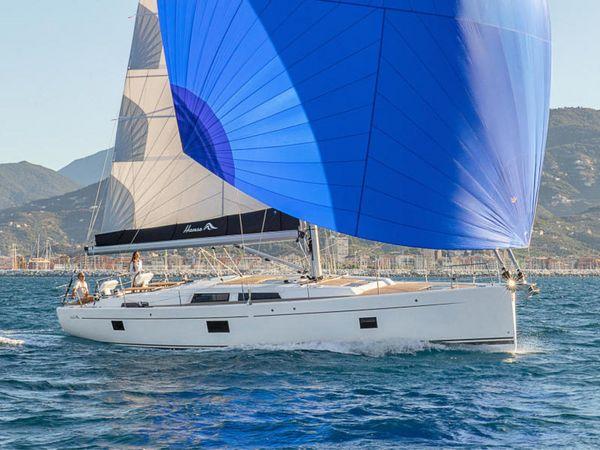 New Hanse 508 Cruiser Sailboat For Sale