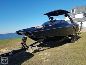 Used Malibu 24 MXZ wakesetter Ski and Wakeboard Boat For Sale