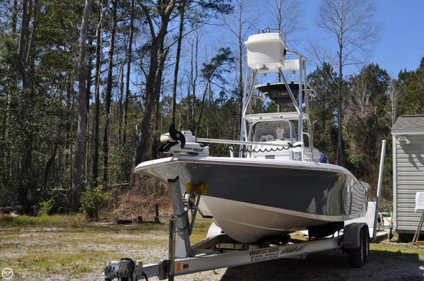 Used Tidewater 2200 Carolina Bay Boat For Sale
