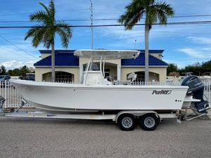 New Parker 2500 Special Edition Center Console Fishing Boat For Sale