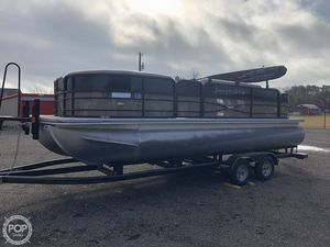 Used South Bay 222 FCR Pontoon Boat For Sale