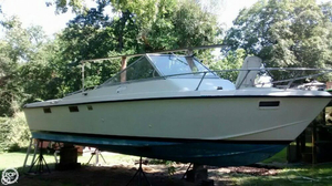 Used Chris-Craft 25 EC Express Cruiser Boat For Sale