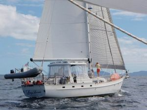 Used Irwin 54 Center Cockpit Sailboat For Sale