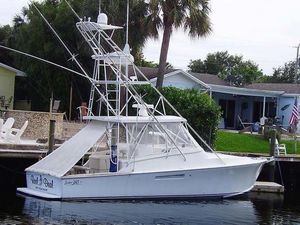 Used Stolper 380 Tournament Express Sports Fishing Boat For Sale