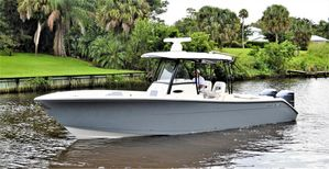 Used Cobia 320 CC Center Console Fishing Boat For Sale