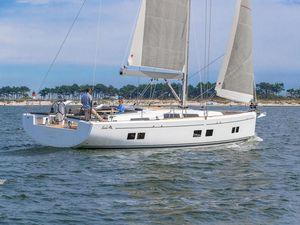 New Hanse 548 Cruiser Sailboat For Sale