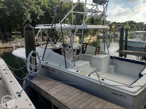 Used Luhrs 290 Open Sports Fishing Boat For Sale