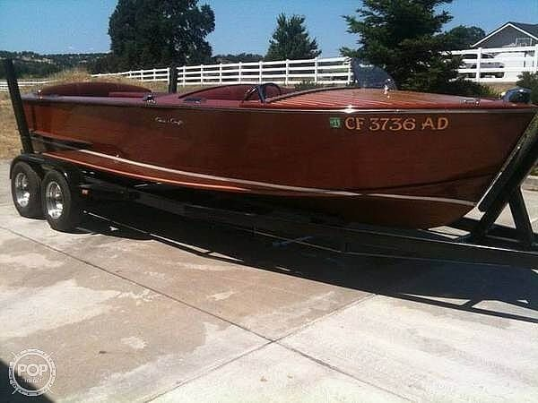 Used Chris-Craft Special Sportsman Antique and Classic Boat For Sale