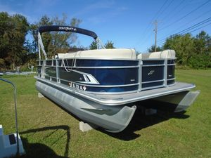 Used Starcraft EX20C Pontoon Boat For Sale
