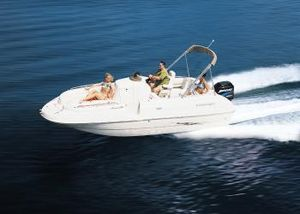 Used Starcraft Aurora 1500 Deck Boat For Sale