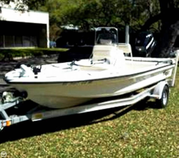 Used Mako 18 LTS Center Console Fishing Boat For Sale
