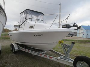 Used Pro-Line 20 Express Saltwater Fishing Boat For Sale