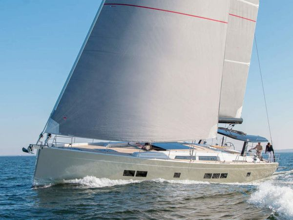 New Hanse 675 Cruiser Sailboat For Sale