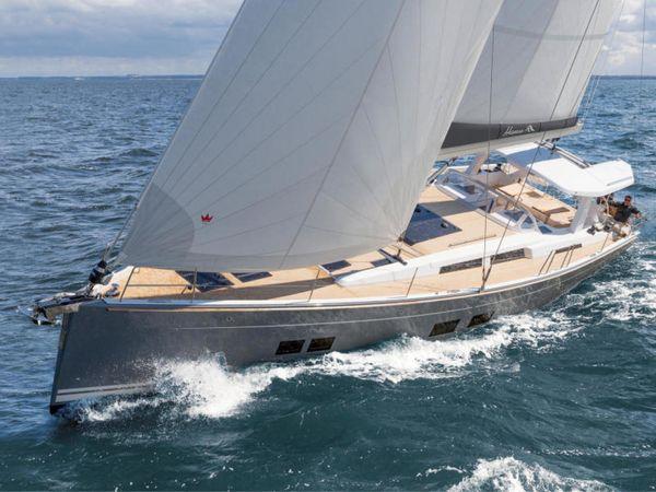 New Hanse 588 Cruiser Sailboat For Sale