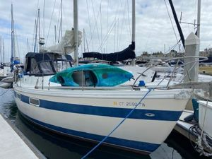 Used Coronado 35 Sloop Sailboat For Sale