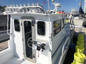 Used Acb 29/33 Sport Fisherman Power Cruiser Boat For Sale