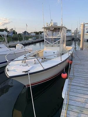 Used Seacraft SF 23 Inboard Center Console Fishing Boat For Sale