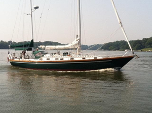 Used Mariner 47 Ketch Sailboat For Sale