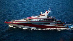 Used Custom Philip Zepter 50M Trideck Mega Yacht For Sale