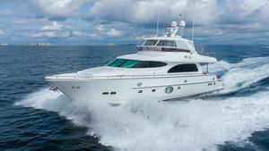 Used Horizon E78 Motor Yacht For Sale