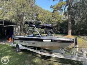 Used Correct Craft Sport Nautique 21 Ski and Wakeboard Boat For Sale