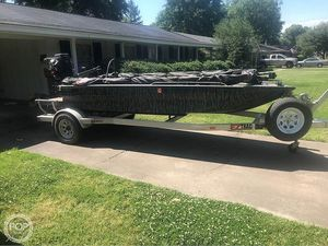 Used Havoc 1656 MST Duck Fishing Boat For Sale