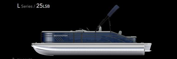 New Bennington 25 LSB Pontoon Boat For Sale