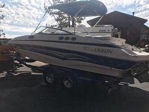 Used Larson 234 Escape Bowrider Boat For Sale