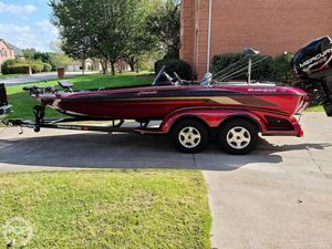 Used Ranger Boats Comanche Series 519SVS Bass Boat For Sale